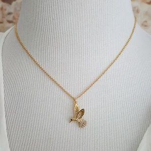 New kate spade Grandma's Closet Pendant Necklace